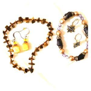 Jewelry - Bracelet & Earrings Set 2